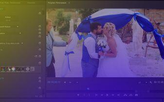монтаж весільного відео