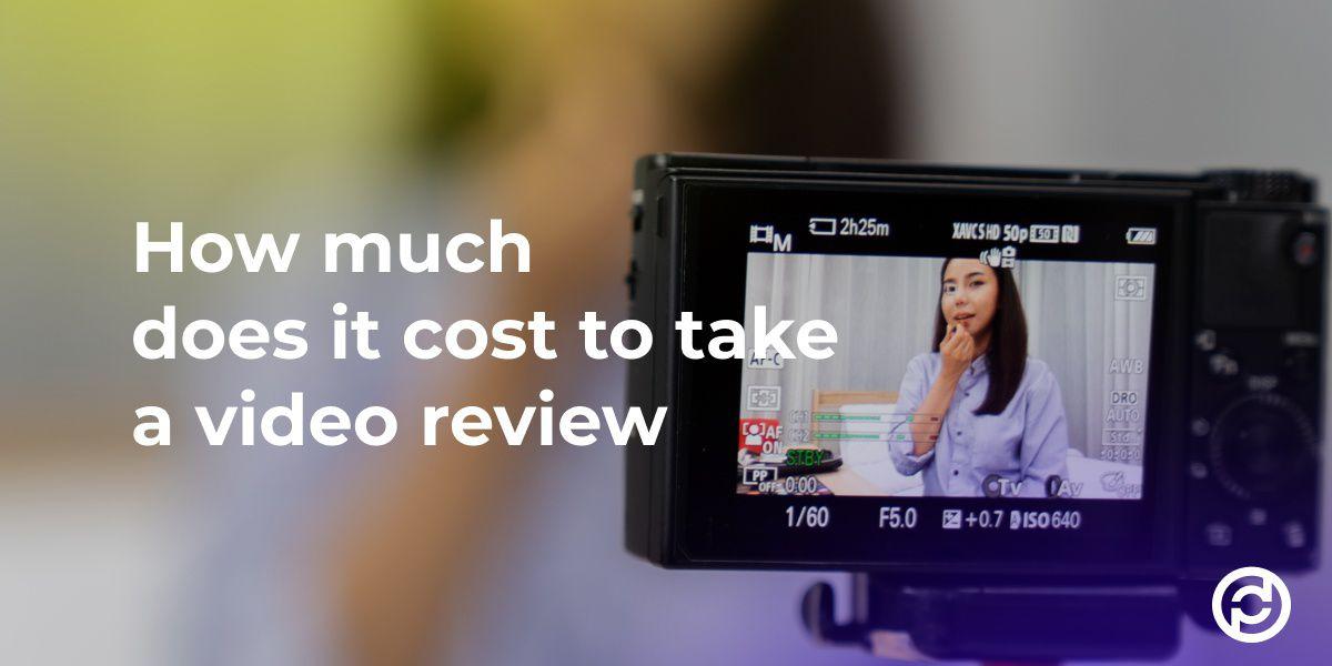 Filming Video Reviews