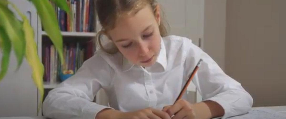 Рекламный ролик для школы